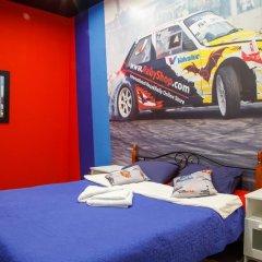 Hostel Racing Paradise Стандартный номер с различными типами кроватей фото 30