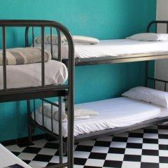 Hostel New York Стандартный семейный номер с двуспальной кроватью (общая ванная комната) фото 4