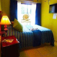 Hotel Las Hamacas 3* Номер Делюкс с различными типами кроватей фото 4