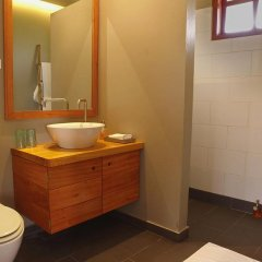 Отель Topas Ecolodge 3* Бунгало Премиум с различными типами кроватей фото 2