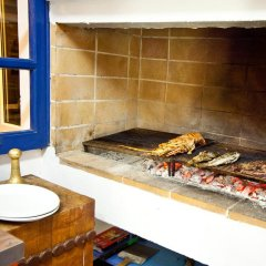 Отель Pavlos Place питание