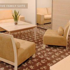 Buda Castle Fashion Hotel 4* Улучшенный номер с различными типами кроватей