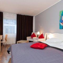 Отель Bodo Hotell 3* Стандартный номер с двуспальной кроватью фото 3