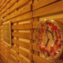 Time Hostel сауна
