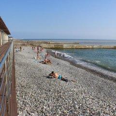 Гостиница Илиада пляж фото 2