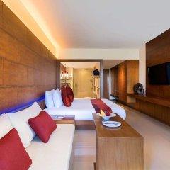 Отель Novotel Phuket Kata Avista Resort And Spa 4* Представительский номер двуспальная кровать фото 4