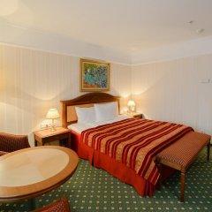 Корстон Роял Отель Казань 5* Номер Делюкс с разными типами кроватей фото 4