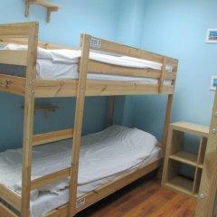 Хостел Африка Кровать в общем номере с двухъярусной кроватью фото 17