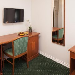 Kjøbmandsgaarden Hotel 3* Стандартный номер с различными типами кроватей