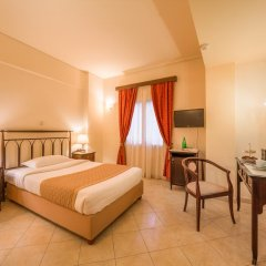 Arcadion Hotel 3* Стандартный номер с различными типами кроватей фото 6