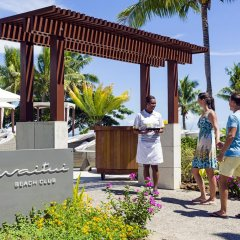 Отель Sofitel Fiji Resort And Spa фитнесс-зал фото 2