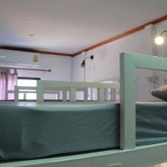 Отель Chilling Home Кровать в общем номере с двухъярусной кроватью фото 3