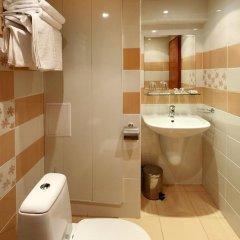 Отель Interhotel Cherno More 4* Номер категории Эконом с различными типами кроватей фото 5