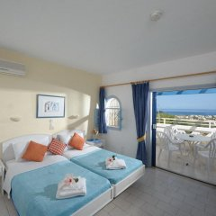 Отель Villa Mare Monte ApartHotel 3* Семейные апартаменты с 2 отдельными кроватями фото 15