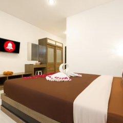 M.U.DEN Patong Phuket Hotel 3* Улучшенный номер двуспальная кровать фото 7
