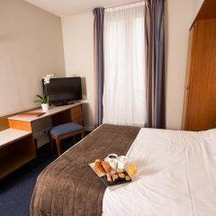Hotel du Nord et de l'Est 3* Стандартный номер с различными типами кроватей фото 8