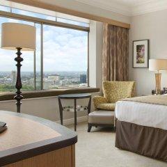 Отель London Hilton on Park Lane 5* Люкс с различными типами кроватей фото 26