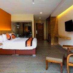 Отель Balihai Bay Pattaya 3* Номер Делюкс с различными типами кроватей фото 20