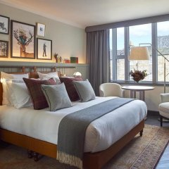 Kimpton Charlotte Square Hotel 5* Улучшенный номер с двуспальной кроватью фото 2
