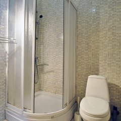 Отель Леадора 2* Улучшенный номер с разными типами кроватей фото 14