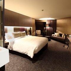 Отель Grand Hilton Seoul 5* Номер Делюкс с различными типами кроватей фото 3