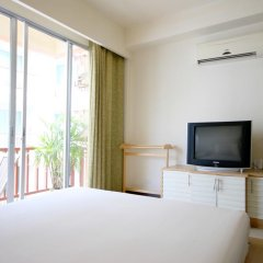 Orange Hotel 3* Улучшенный номер с разными типами кроватей