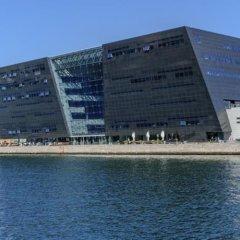 Отель Copenhagen Houseboat пляж фото 2
