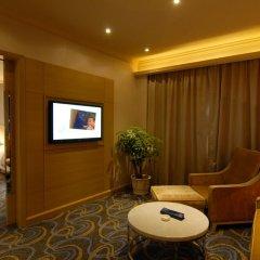 Ocean Hotel 4* Улучшенный люкс с различными типами кроватей фото 13
