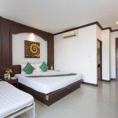 Отель Patong Buri 3* Стандартный номер с различными типами кроватей фото 2