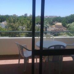 Отель Ferias Vilamoura балкон