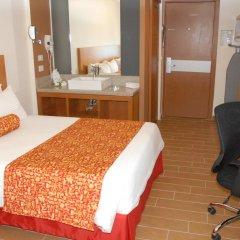 Отель Aranzazu Centro Historico Guadalajara 2* Стандартный номер с различными типами кроватей фото 8