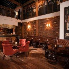 Hotel du Vin Brighton гостиничный бар