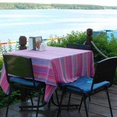 Гостиница Яхт-Клуб Новый Берег питание фото 2