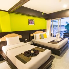 Samui First House Hotel 3* Номер Делюкс с различными типами кроватей фото 3