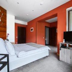 Гостевой дом Резиденция Парк Шале Улучшенный номер с различными типами кроватей фото 5
