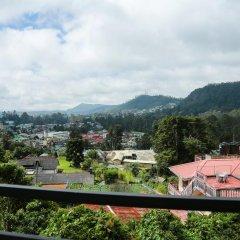 Отель Zion балкон