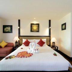 Отель Andaman White Beach Resort 4* Вилла с различными типами кроватей фото 22