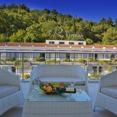 Hotel Rivijera 4* Стандартный номер с различными типами кроватей фото 5