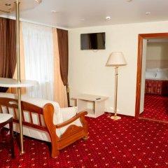 Гостиница AMAKS Центральная Апартаменты разные типы кроватей фото 6