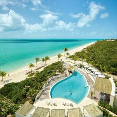 Отель The Shore Club Turks & Caicos пляж фото 2