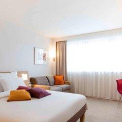 Отель Novotel Wien City 4* Стандартный номер с различными типами кроватей фото 2
