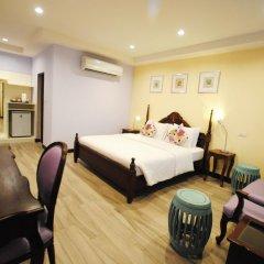 Отель Focal Local Bed and Breakfast 3* Номер Делюкс с различными типами кроватей
