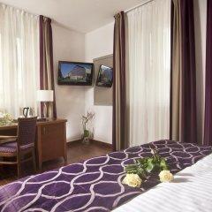 Hotel Galileo Prague 4* Улучшенный номер с различными типами кроватей фото 6