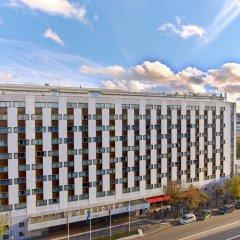Отель Le Meridien Etoile балкон