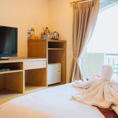Отель MetroPoint Bangkok 4* Улучшенный номер с различными типами кроватей фото 7