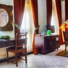 Africa House Hotel 4* Номер Делюкс с двуспальной кроватью фото 5
