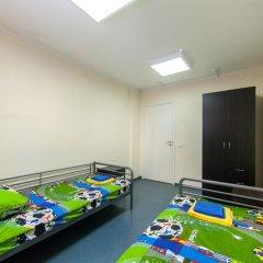 Хостел Чемпион Номер с общей ванной комнатой с различными типами кроватей (общая ванная комната) фото 6