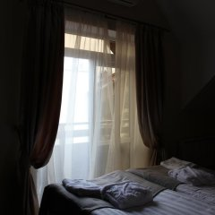 Гостиница Горная Резиденция АпартОтель Семейные апартаменты с двуспальной кроватью фото 6