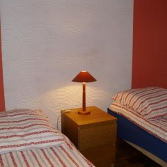 Отель Pokoje Goscinne Irene Номер с общей ванной комнатой с различными типами кроватей (общая ванная комната) фото 7