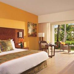 Отель Now Larimar Punta Cana - All Inclusive 4* Номер Делюкс с различными типами кроватей фото 10